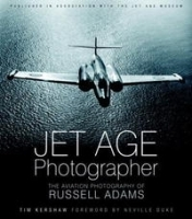 Jet Age Photographer: The Aviation Photography of Russell Adams артикул 1923a.